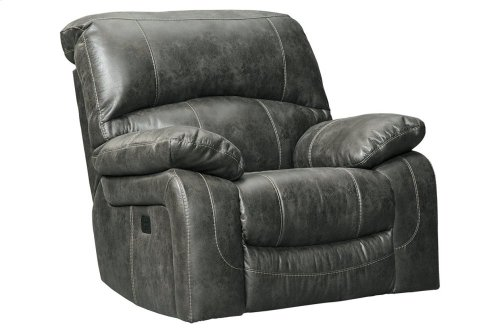 PWR Rocker REC/ADJ Headrest