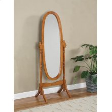 """Nostalgic Oak"" Cheval Mirror (G)"