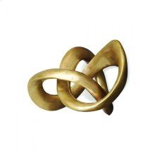 Trefoil Knot Sculpture