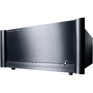 Anthem2-channel power amplifier with 325 watts per channel continuous power into 8 ohms.