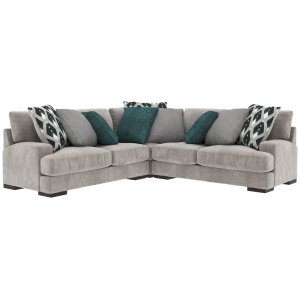 AshleyASHLEYBardarson 3-piece Sectional