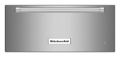 24'' Slow Cook Warming Drawer - Stainless Steel