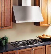 "RED HOT BUY! GE Profile Series 36"" Designer Hood"