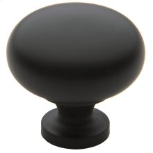 Oil-Rubbed Bronze Classic Knob