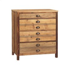 Kingston 4 Drawer Dresser