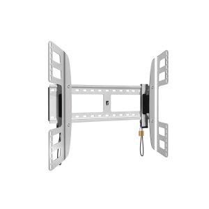 Salamander DesignsFlexo/Plano 100 X-Large Tilt/Flat Combo TV Mount, Silver