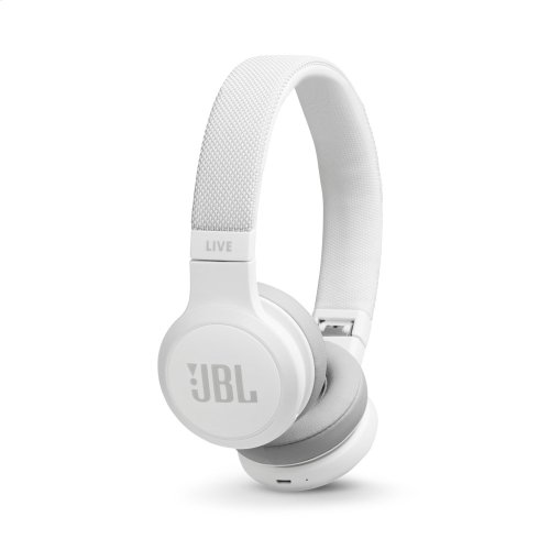 JBL LIVE 400BT Your Sound, Unplugged