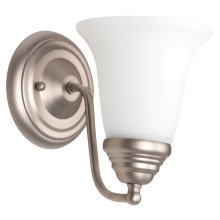 1 Light Wall Sconce