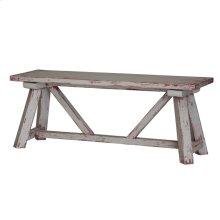 Trestle Bench
