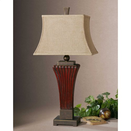 Rosso Table Lamp