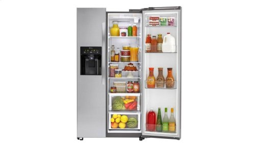 26 cu. ft. Side-By-Side Refrigerator