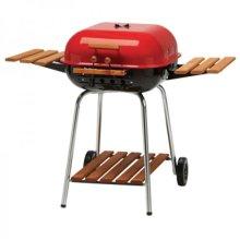 4105 Swinger II Charcoal Smoker Grill