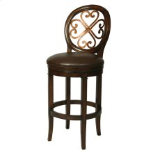 Devon Coast Swivel Barstool