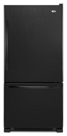 18.5 cu. ft. ENERGY STAR® Qualified Bottom-Freezer Refrigerator