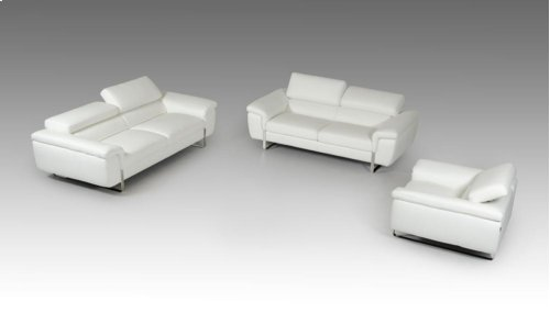 Vgfthighlinewhttop In By Vig Furniture In Neptune Nj David