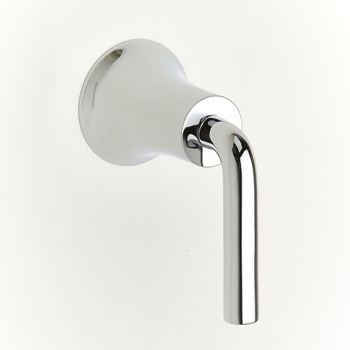 Volume Control and Diverters Taos Series 17 Polished Chrome