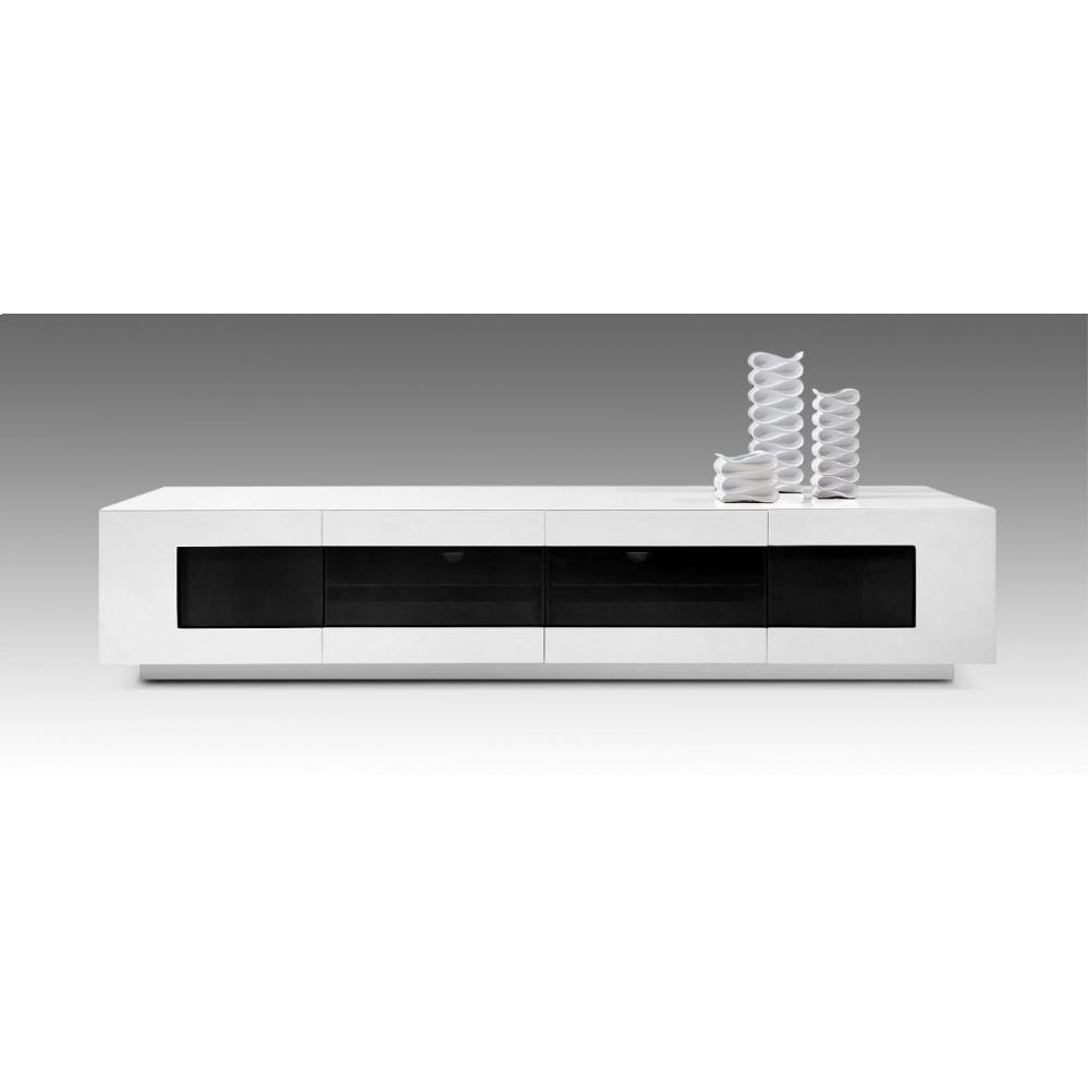 Modrest Frost Modern White TV Unit