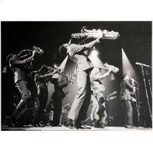 Jazz by Jack Robinson Print