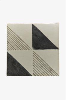 "RedBank Decorative Field Tile Isoceles 6"" x 6"" STYLE: RNFD04"