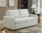 Sofa Bed Beige Product Image