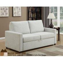 Sofa Bed Grey