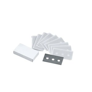 GP GSB KM 0101 M Replacement blades, 10 pieces For cleaning scraper. -