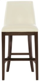 Bailey Leather Counter Stool in Cocoa Product Image