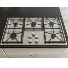 "Distinctive 30"" Gas Cooktop,, in Black with Liquid Propane Product Image"