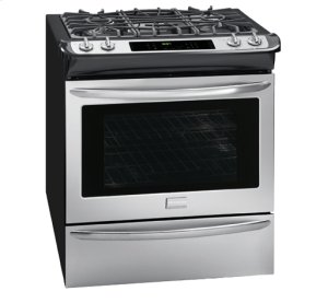 30'' Slide-In Dual-Fuel Range
