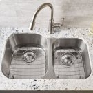Portsmouth Left Bowl Stainless Steel Kitchen Sink Grid  American Standard - Stainless Steel Product Image