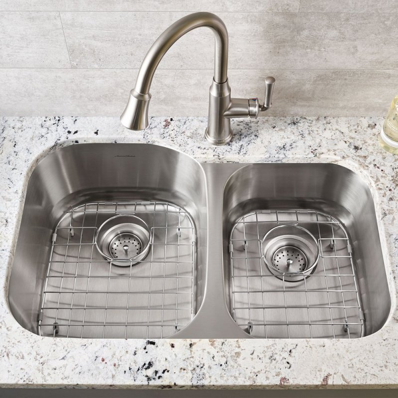 Kitchen Sink Grates 8446312000l075 in stainless steel by american standard in portsmouth left bowl stainless steel kitchen sink grid american standard stainless steel workwithnaturefo