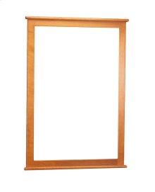 Landscape Mirror, Case Mount (NO beveled glass)