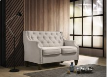 9103 Beige Loveseat