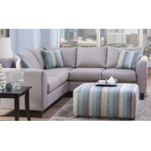 2100 L/f Sectional