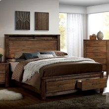 California King-Size Elkton Bed