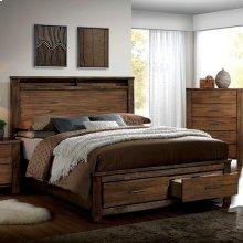 California King-Size Elkton Bed