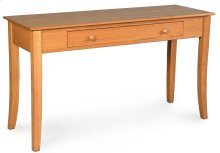 "Loft Leg 1-Drawer Sofa Table, Loft Leg 1-Drawer Sofa Table, 60"""