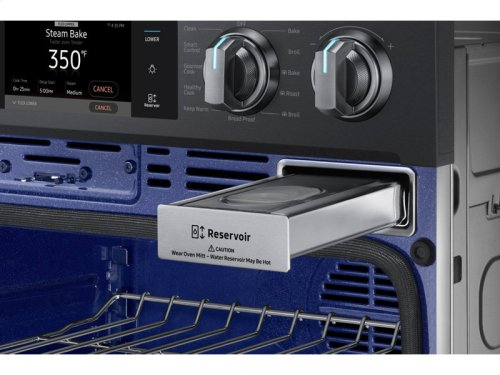 """30"""" Double Wall Oven with Flex Duo"""