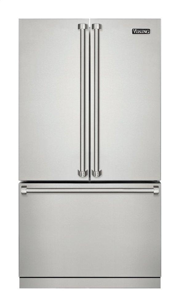 Rvrf3361ss Viking 36 Quot French Door Bottom Freezer Stainless