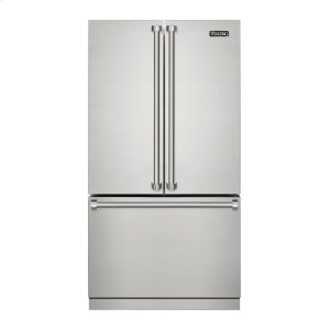 "Viking36"" French-Door Bottom-Freezer"