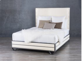 Cantu Surround Upholstered Bed