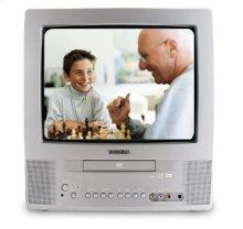 """13"""" Diagonal TV/DVD Combination"""