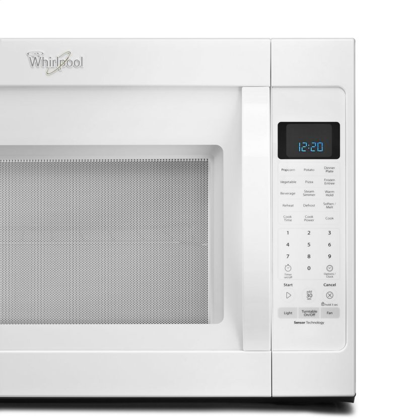 WMH53520CW in White by Whirlpool in Framingham, MA - 2.0 cu. ft ...