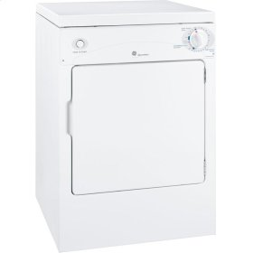 GE Spacemaker® 120V 3.6 cu. ft. Capacity Portable Electric Dryer