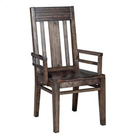 Montreat Saluda Wood Arm Chair