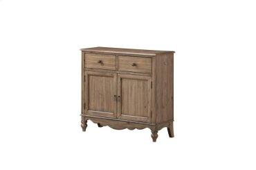 Accent Chest, Brown Gray