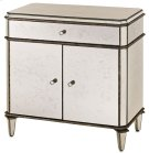 Antiqued Mirror Sideboard - 32h x 31w x 17d Product Image