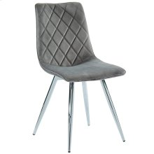 Marlo Side Chair, set of 2, in Grey