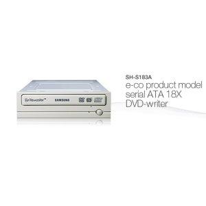 SATA super-WriteMaster™ DVD writer