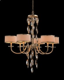 Counterpoint Six-Light Chandelier